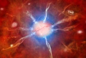Massive Galaxy - Chandra Space Telescope