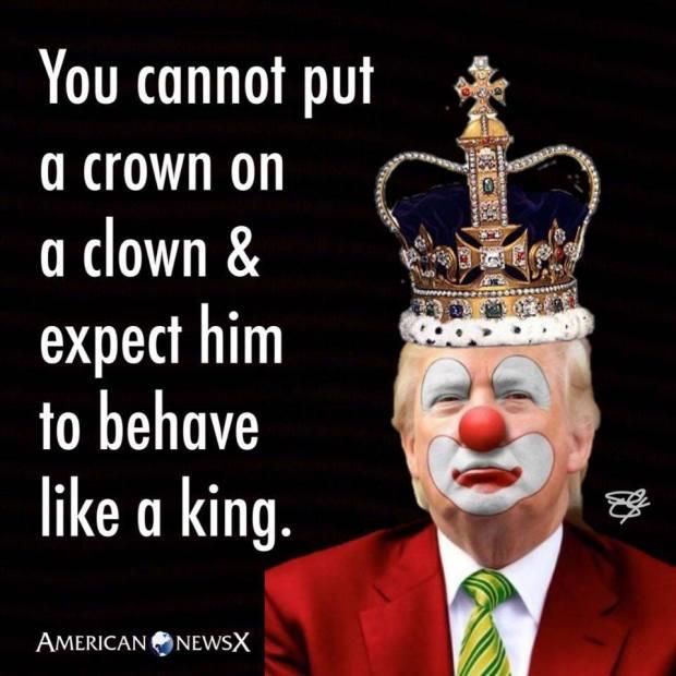 trump-clown-king